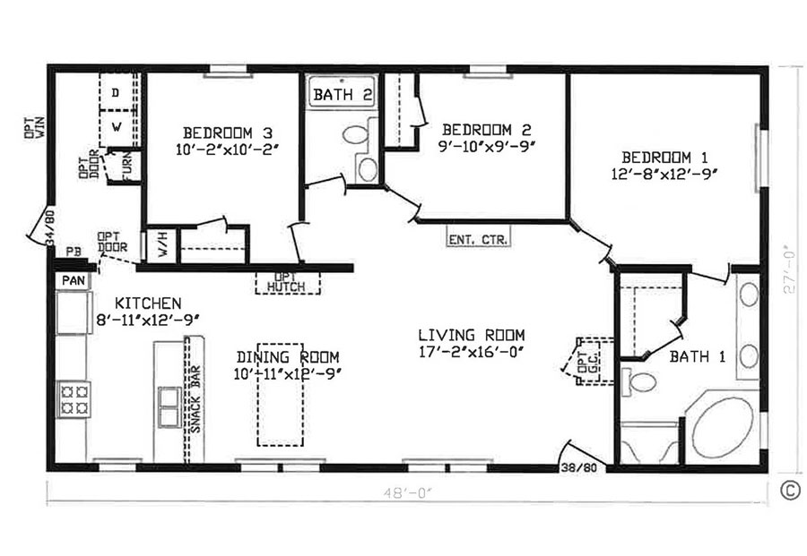 New House Floor Plan